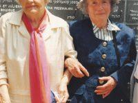 Barátnője, Herzog Margit is részt vett Jeruzsálemben az Emlékezés-hegyén megtartott ünnepségen, 1992