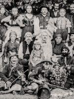 """Göllei amatőr színjátszó társulat """"A bor"""" című előadása 21-23 rt"""